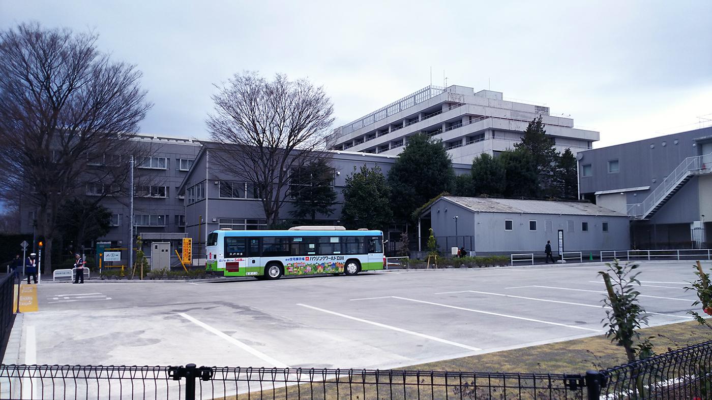 バス開通】武蔵野美術大学と立川...